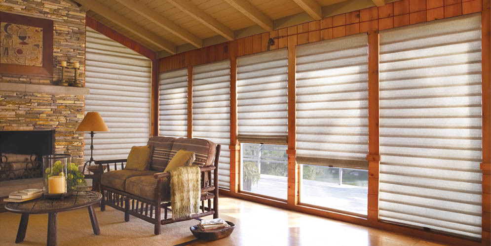 Motorized Shades & Drapery